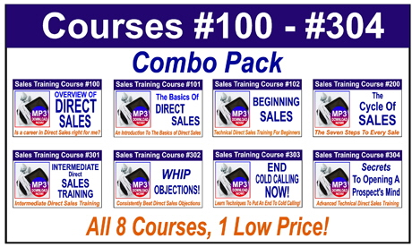 Combo Pack Courses 100 through 304 MP3 Downloads