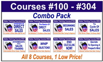 Direct Sales Training Combo Pack
