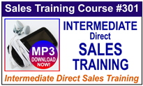 Intermediate Direct Sales Training