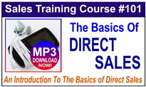 The Basics Of Direct Sales